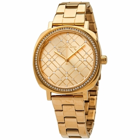 Michael Kors MK3989 Nia Ladies Quartz Watch