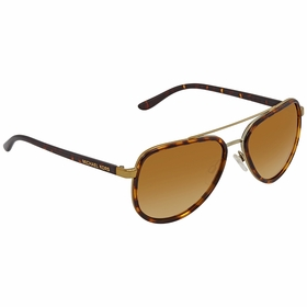 Michael Kors MK5006-10342L-57 Playa Norte Ladies  Sunglasses