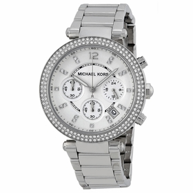 Michael Kors MK5353 Parker Ladies Chronograph Quartz Watch