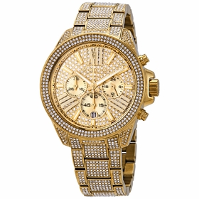 Michael Kors MK6355 Wren Ladies Chronograph Quartz Watch
