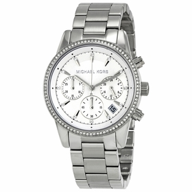 Michael Kors MK6428 Ritz Ladies Chronograph Quartz Watch