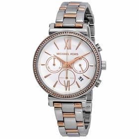 Michael Kors MK6558 Sofie Ladies Chronograph Quartz Watch