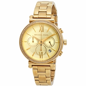 Michael Kors MK6559 Sofie Ladies Chronograph Quartz Watch