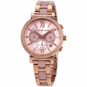 Michael Kors MK6560 Sofie Ladies Chronograph Quartz Watch