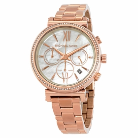 Michael Kors MK6576 Sofie Ladies Chronograph Quartz Watch