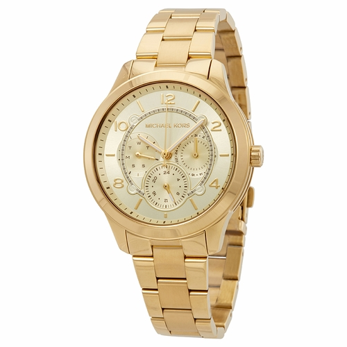 Michael Kors MK6588 Runway Ladies Quartz Watch
