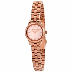 Michael Kors MK6593 Petite Runway Ladies Quartz Watch