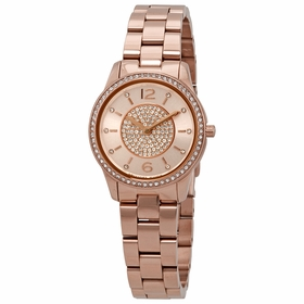 Michael Kors MK6619 Runway Ladies Quartz Watch