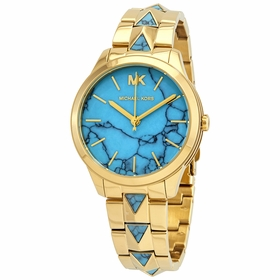 Michael Kors MK6670 Runway Mercer Ladies Quartz Watch