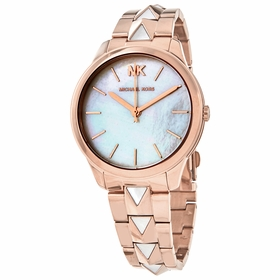 Michael Kors MK6671 Runway Mercer Ladies Quartz Watch