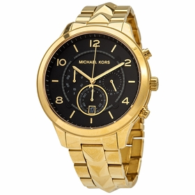 Michael Kors MK6712 Runway Mercer Ladies Chronograph Quartz Watch