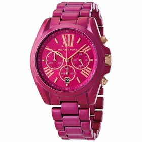 Michael Kors MK6719 Bradshaw Ladies Chronograph Quartz Watch