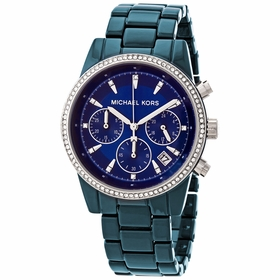 Michael Kors MK6722 Bradshaw Ladies Chronograph Quartz Watch