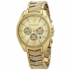 Michael Kors MK6729 Whitney Ladies Chronograph Quartz Watch