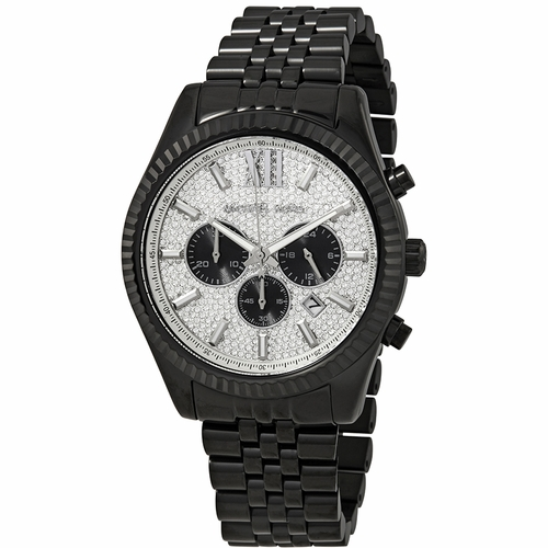 Michael Kors MK8605 Lexington Mens Chronograph Quartz Watch