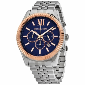 Michael Kors MK8689 Lexington Mens Chronograph Quartz Watch