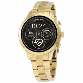 Michael Kors MKT5045 Runway Heart Rate Ladies Quartz Watch