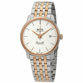 Mido M027.407.22.010.00 Baroncelli Heritage Mens Automatic Watch