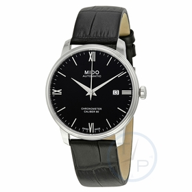 Mido M027.408.16.058.00 Baroncelli III Mens Automatic Watch