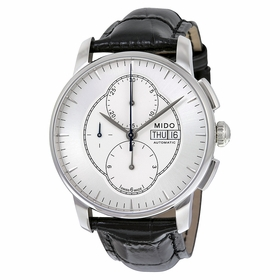 Mido M86074174 Baroncelli Mens Chronograph Automatic Watch