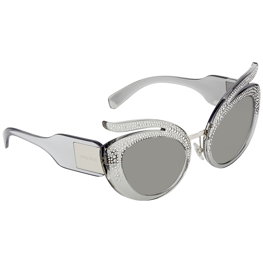 76c2e058217 Miu Miu MU 04TS 54Z139 53 Ladies Sunglasses