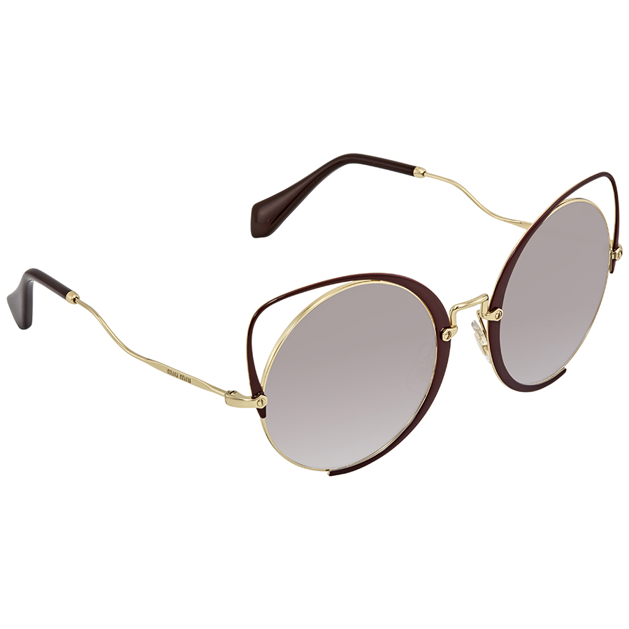 8ee6a704997 Miu Miu MU 51TS R1J2H2 54 Ladies Sunglasses