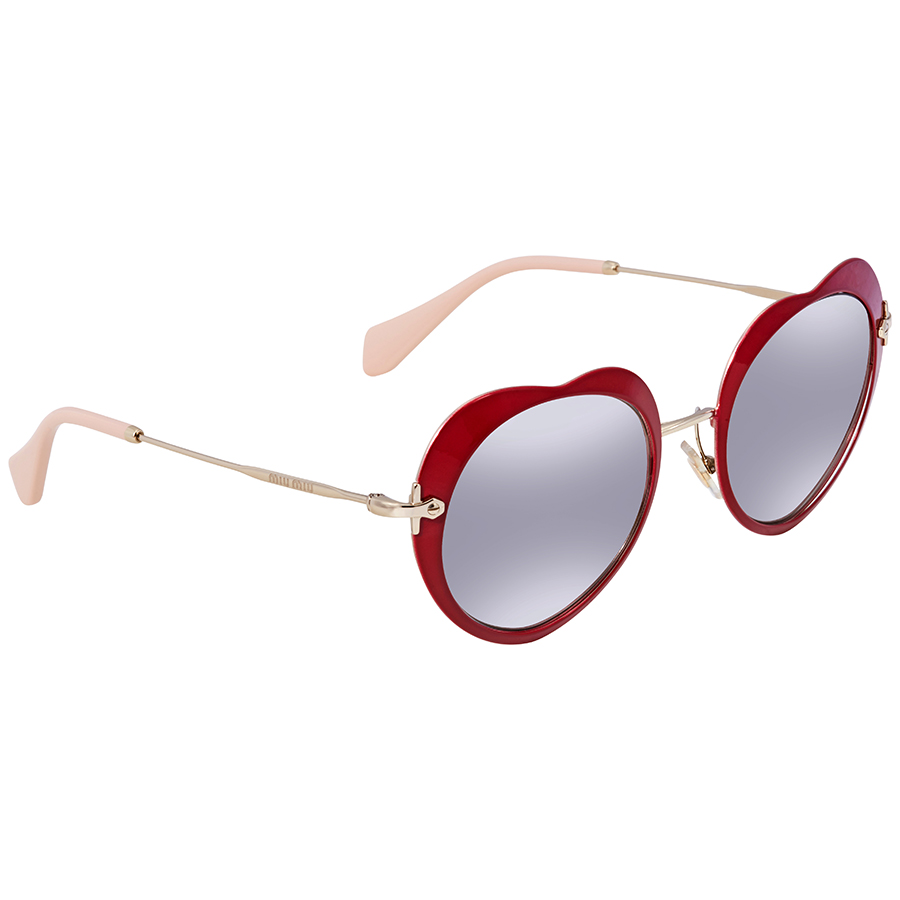 67236088e23 Miu Miu MU 54RS USS2B0 52 Ladies Sunglasses