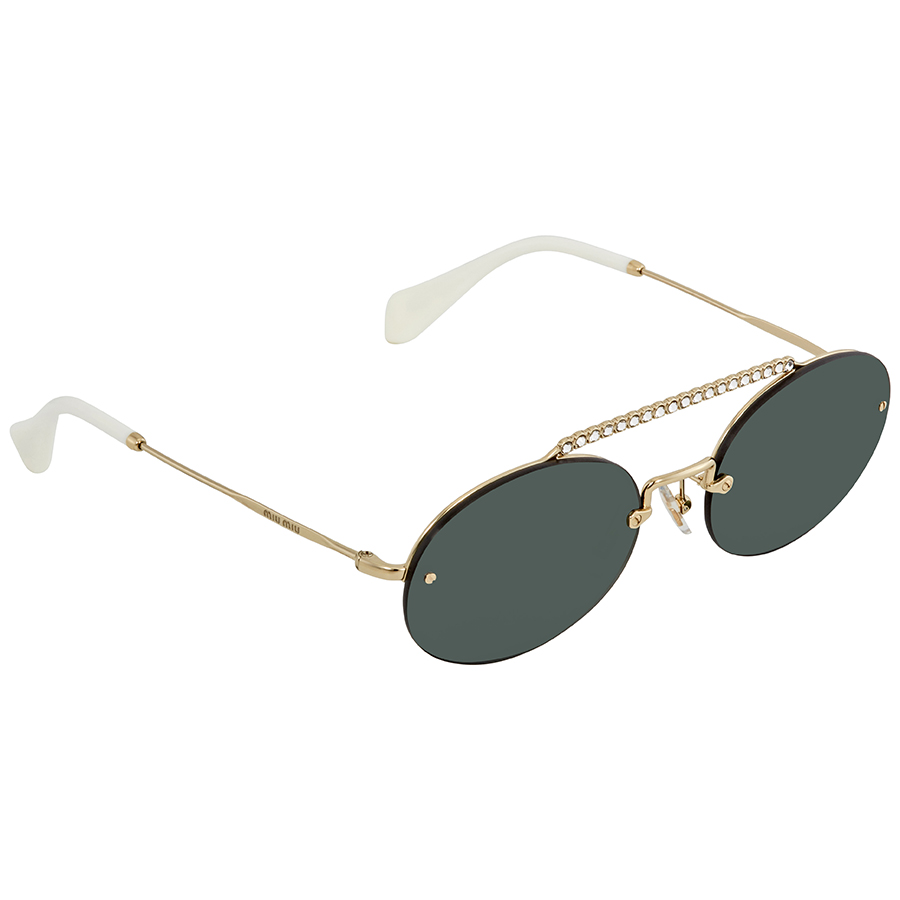 2e50d500979 Miu Miu MU 60TS ZVN3O1 54 Ladies Sunglasses