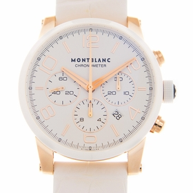 Montblanc 104669 TIMEWALKER Unisex Chronograph Automatic Watch