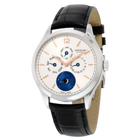 MontBlanc 112536 Heritage Chronometrie Quantieme Mens Automatic Watch