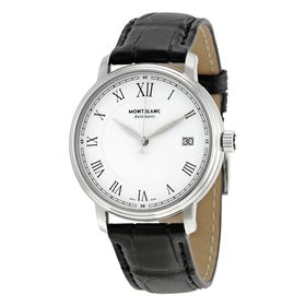MontBlanc 112611 Tradition Mens Automatic Watch