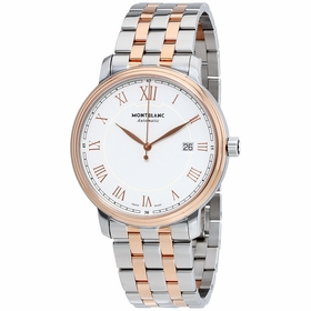 MontBlanc 114337 Tradition Mens Automatic Watch