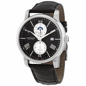 Montblanc 114858 4810 Dual Time Mens Automatic Watch
