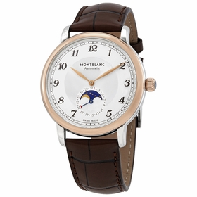 Montblanc 117580 Star Legacy Moonphase Mens Automatic Watch