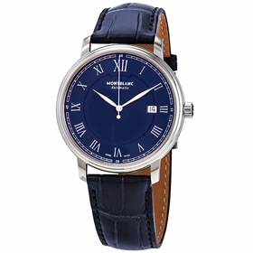 Montblanc 117829 Tradition Mens Automatic Watch