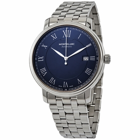 Montblanc 117830 Tradition Mens Automatic Watch
