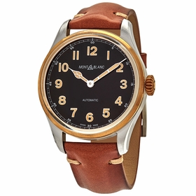 Montblanc 117833 1858 Mens Automatic Watch