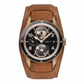 Montblanc 117840 1858 Geosphere GMT  Automatic Watch
