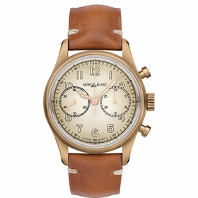 Montblanc 118223 Mens Chronograph Automatic Watch