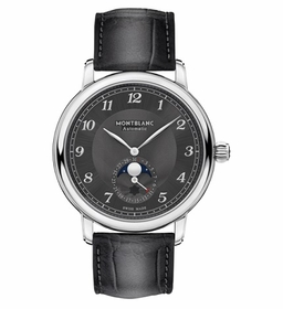 Montblanc 118518 Star Legacy Moonphase Mens Automatic Watch