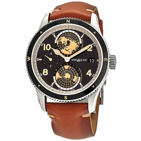 Montblanc 119286 1858 Geosphere Mens Automatic Watch