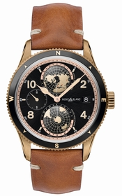 Montblanc 119347 1858 Geosphere GMT  Automatic Watch