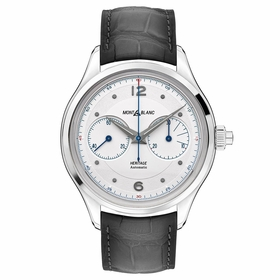 Montblanc 119952 Heritage Monopusher Mens Chronograph Automatic Watch