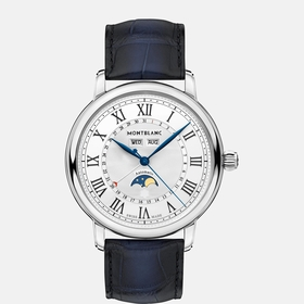 Montblanc 119955 Star Legacy Moonphase Mens Automatic Watch