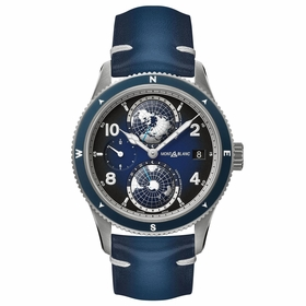 Montblanc 125565 1858 Geosphere  Automatic Watch