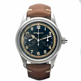 Montblanc 125581 1858 Monopusher  Chronograph Automatic Watch