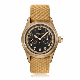 Montblanc 125583 Monopusher  Chronograph Automatic Watch