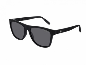 Montblanc MB0062S001 56  Mens  Sunglasses