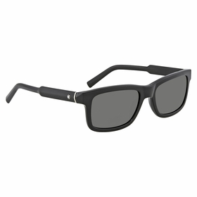Montblanc MB653S 01N 55  Mens  Sunglasses