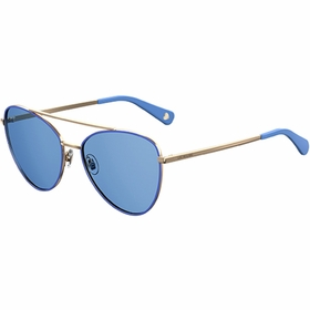 Moschino MOL011/S 0MVU KU 59  Ladies  Sunglasses